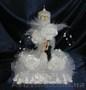 Свадебные резные свечи