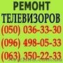 Ремонт телевизоров в Горловке. Мастер по ремонту телевизора на дому Горловка.