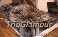 Пошив меховых пледов, покрывал, ковров, подушек в Донецке - Изображение #2, Объявление #1310509