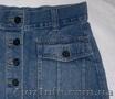 Юбка джинсовая с пуговицами, р-р 42-44 - Изображение #2, Объявление #1373380