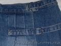 Юбка джинсовая с запАхом, р-р 42-44 - Изображение #2, Объявление #1373377