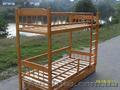 Двухярусная кровать деревьянная новая . - Изображение #7, Объявление #544658