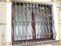 Металлические оконные решетки, изготовление и установка решеток. - Изображение #4, Объявление #865560