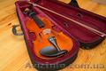 Продается скрипка из натурального дерева со смычком и футляром - Изображение #2, Объявление #1463739