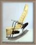 Кресло-качалка,  раскладное 2500грн