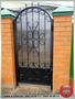 Ворота кованые, сварные, решетчатые, арочные под заказ. - Изображение #8, Объявление #1037241