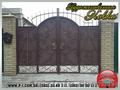 Ворота въездные,  кованные,  распашные,  гаражные,  откатные.
