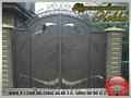 Ворота филенчатые «шоколадка» под заказ. - Изображение #5, Объявление #1037246
