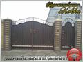 Ворота кованые, сварные, решетчатые, арочные под заказ. - Изображение #2, Объявление #1037241
