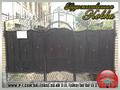 Ворота кованые, сварные, решетчатые, арочные под заказ. - Изображение #3, Объявление #1037241