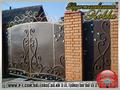 Ворота въездные, кованные, распашные, гаражные, откатные.  - Изображение #7, Объявление #1289850