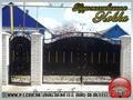 Ворота филенчатые «шоколадка» под заказ. - Изображение #7, Объявление #1037246