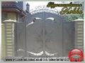 Ворота въездные, кованные, распашные, гаражные, откатные.  - Изображение #6, Объявление #1289850