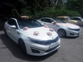 Прокат аренда авто на свадьбу свадебные украшения Донецк Енакиево  - Изображение #2, Объявление #1528536