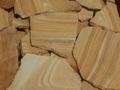 камень песчаник тигровый